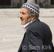 Mosque Man, Istanbul