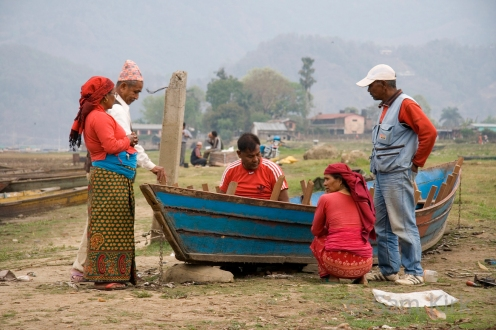 Boat People, Nepal